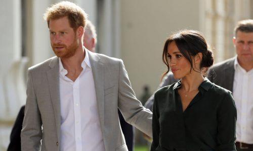 Meghan Markle ist schwanger: Sie und Harry erwarten ein Baby