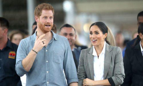 Für dieses Mädchen brechen Meghan & Harry das royale Protkoll