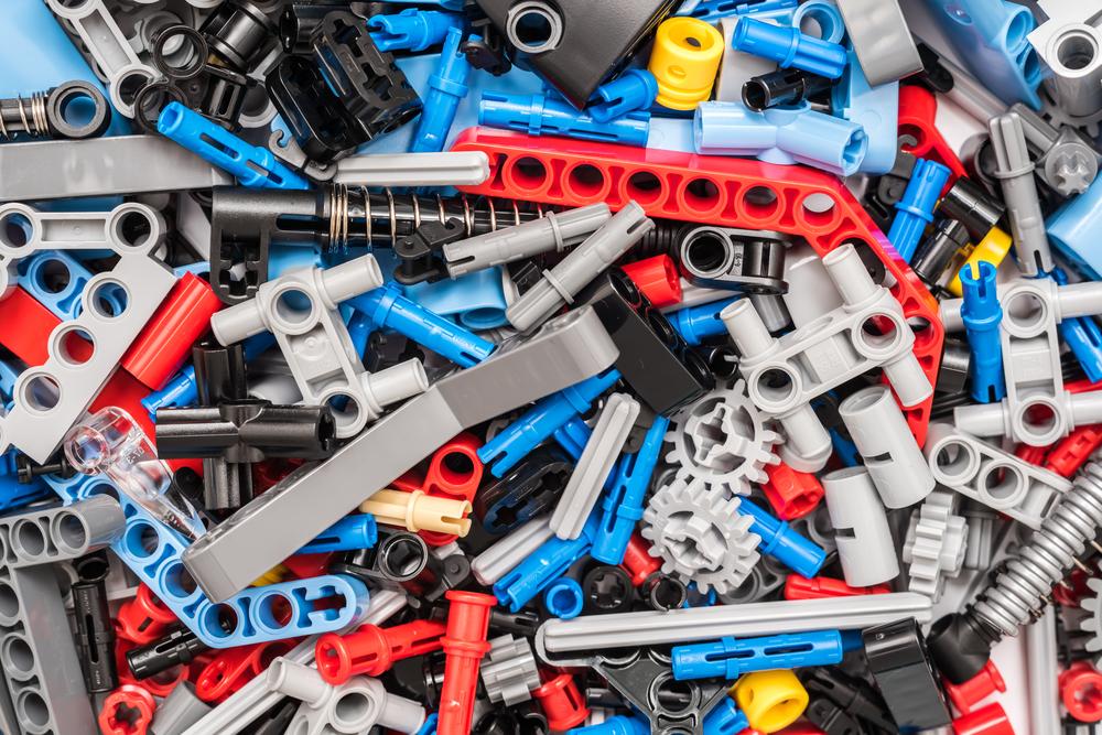 """""""So kompliziert wie eine Frau"""": Diese Lego-Werbung macht uns richtig wütend"""