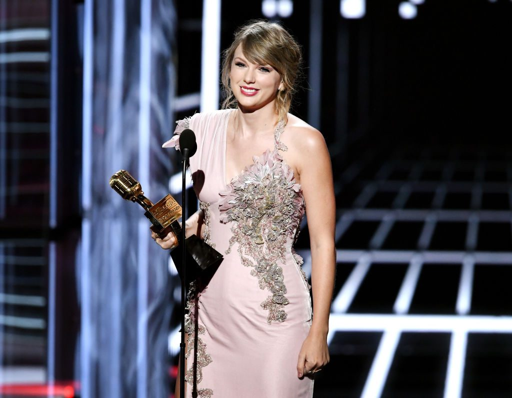 Taylor Swift stellt sich gegen Trump-Kandidatin