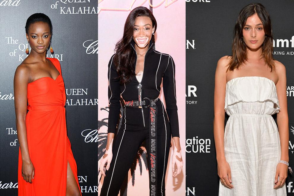 Victoria's Secret Show 2018: Diese Models sind zum ersten Mal dabei