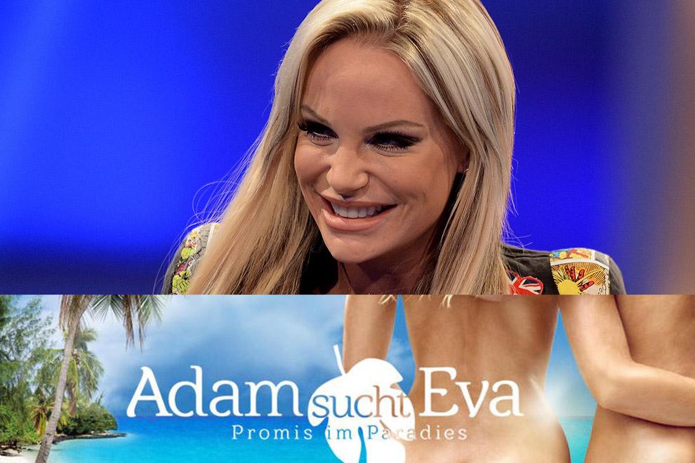 RTL Adam sucht Eva: 3 Promis zeigen sich komplett nackt in der Show