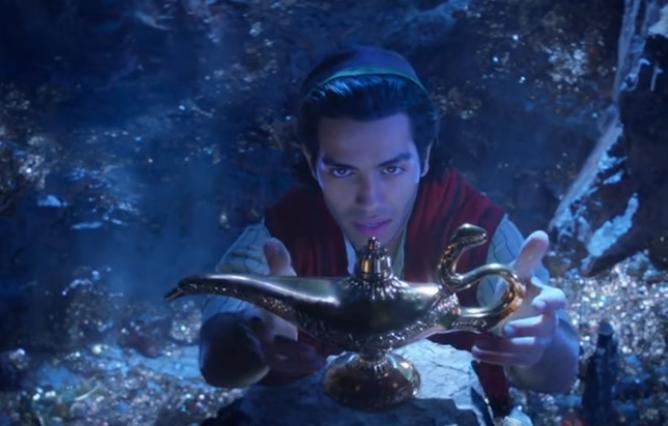 Disneys Aladdin kommt zurück: Erster Trailer der Realverfilmung