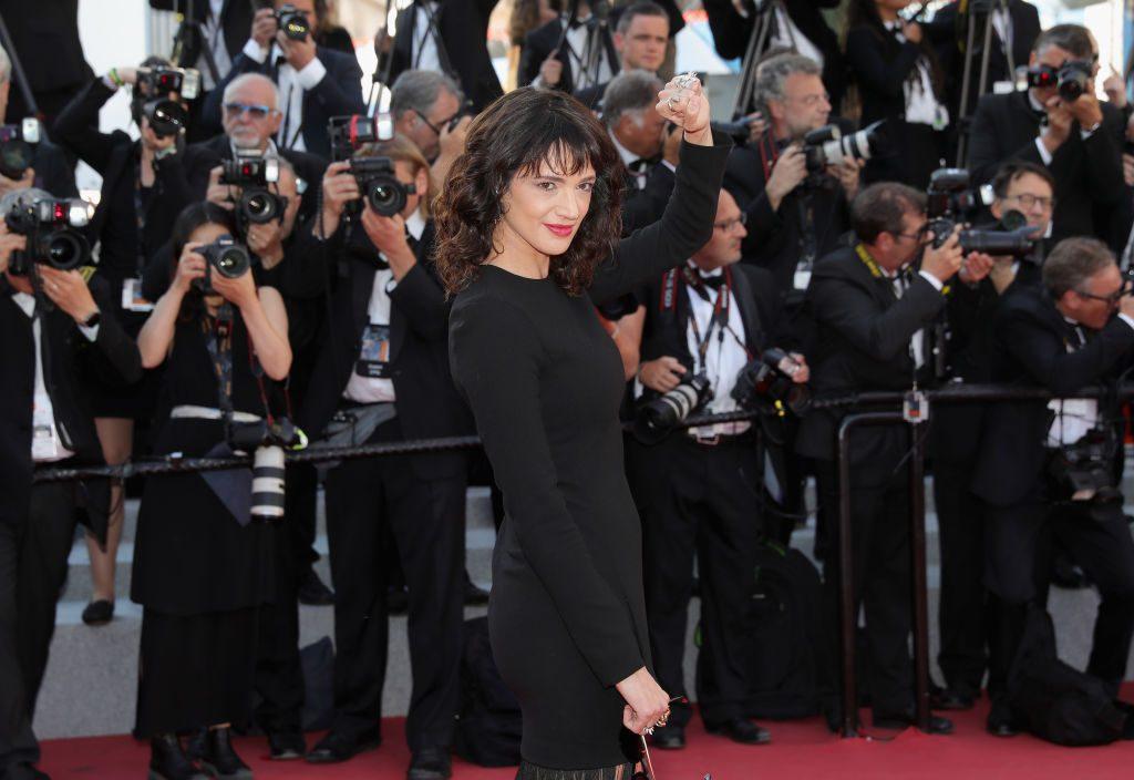 Asia Argento bestätigt Sex mit minderjährigem Jimmy Bennett