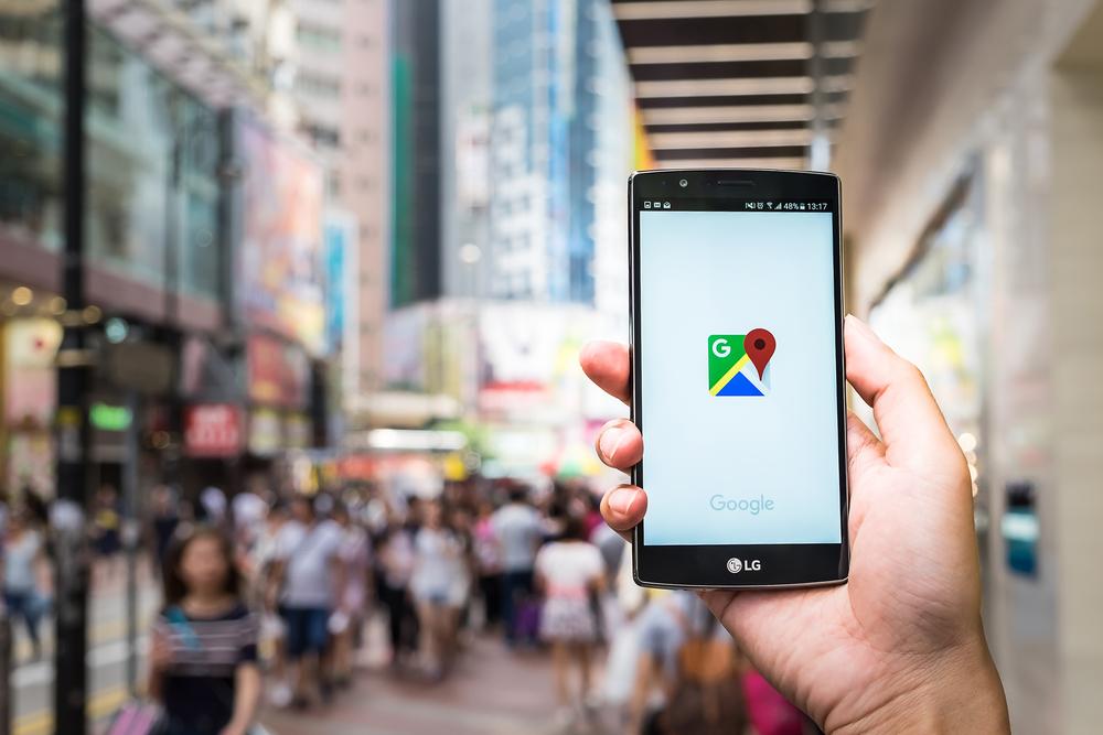 Google Maps zeigt jetzt Live-Standort der öffentlichen Verkehrsmittel