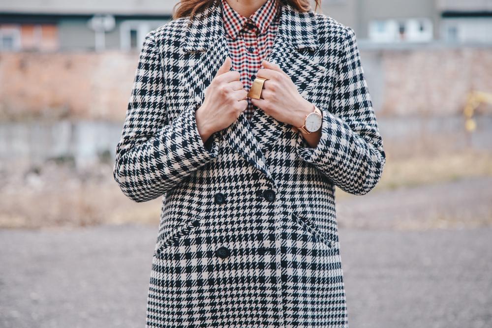 Herbst-Mantel shoppen: Die 2 größten Trends laut Pinterest
