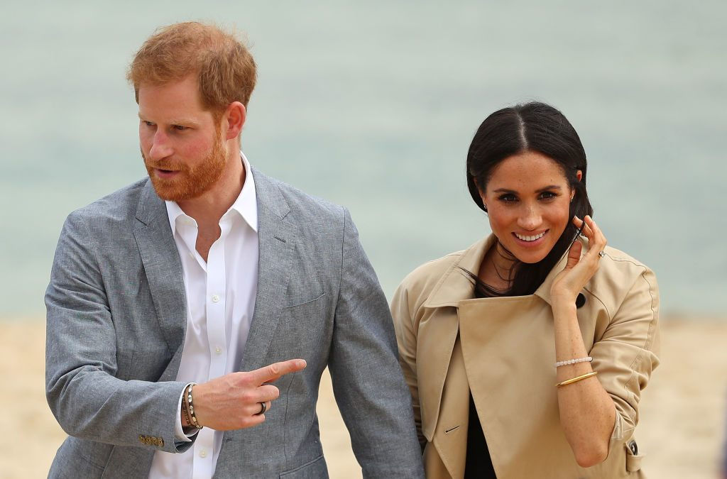 Meghan & Harry: Wird das Royal Baby so heißen?