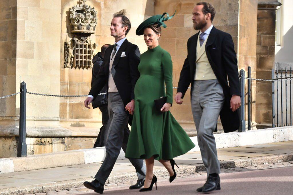 Pippa Middleton: Das Baby ist da