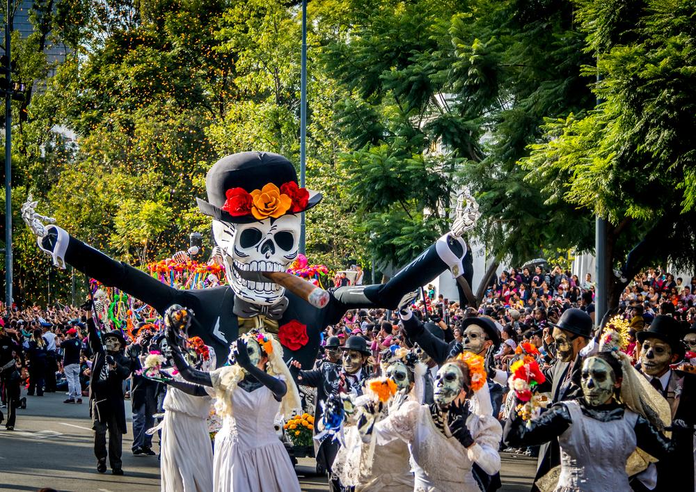 Wie unterschiedlich Halloween überall auf der Welt gefeiert wird