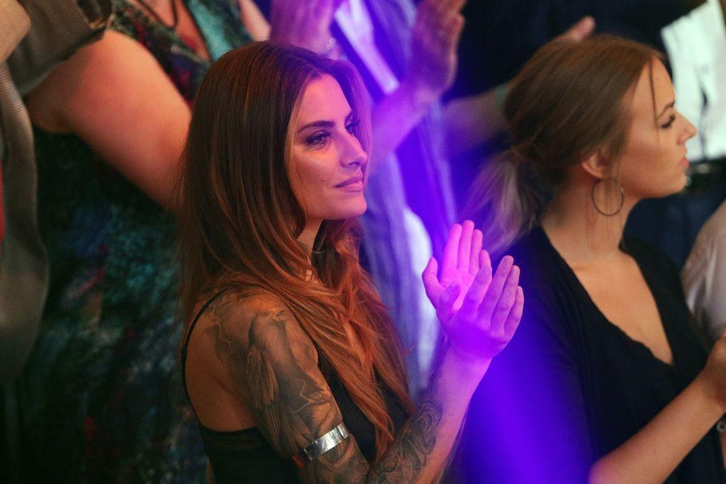 Sophia Thomalla verteidigt öffentlich Ex, Rammstein-Sänger Till Lindemann