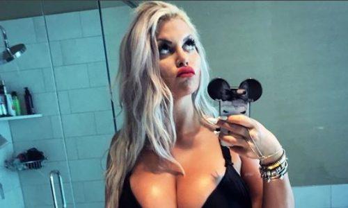 Sophia Vegas zeigt ihren flachen Schwangerschaftsbauch im 5. Monat