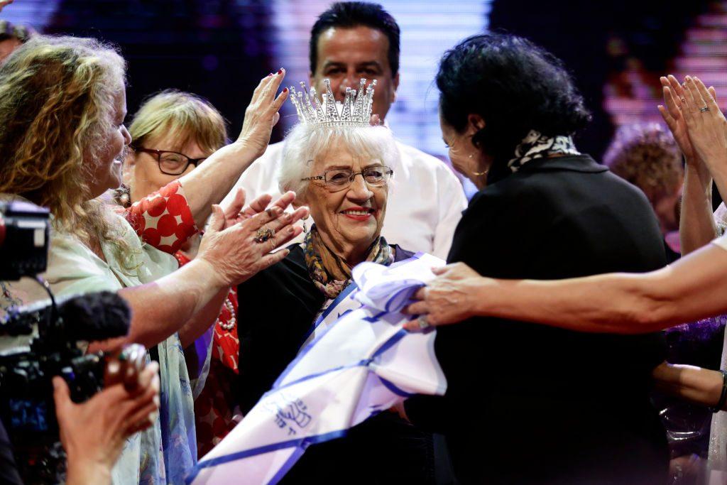 """93-jährige Tova Ringer ist """"Miss Holocaust Survivor"""""""