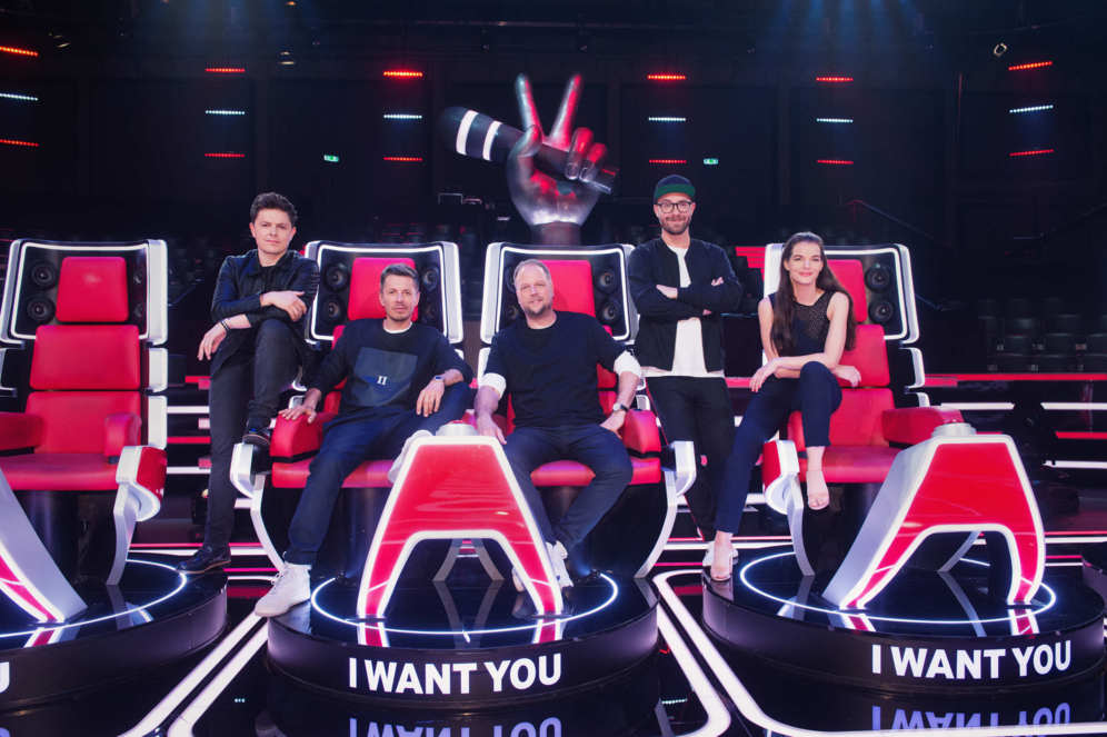 The Voice Of Germany 2021 Start