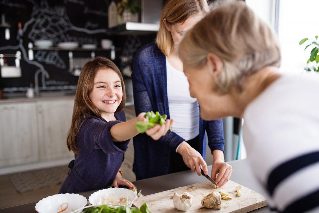 Fast Food den Kampf ansagen: Wie Ernährung zur Familiensache wird