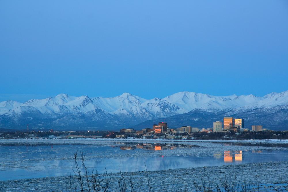 Diese Stadt in Alaska hat die nächsten 65 Tage kein Sonnenlicht