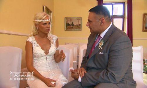 Hochzeit auf den ersten Blick: Wie es beim abservierten Sascha weitergeht