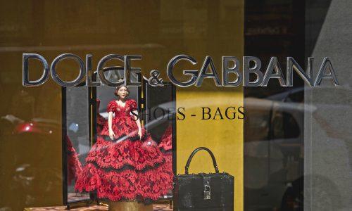 Rassismusvorwürfe gegen Dolce & Gabanna: China-Show wird abgesagt