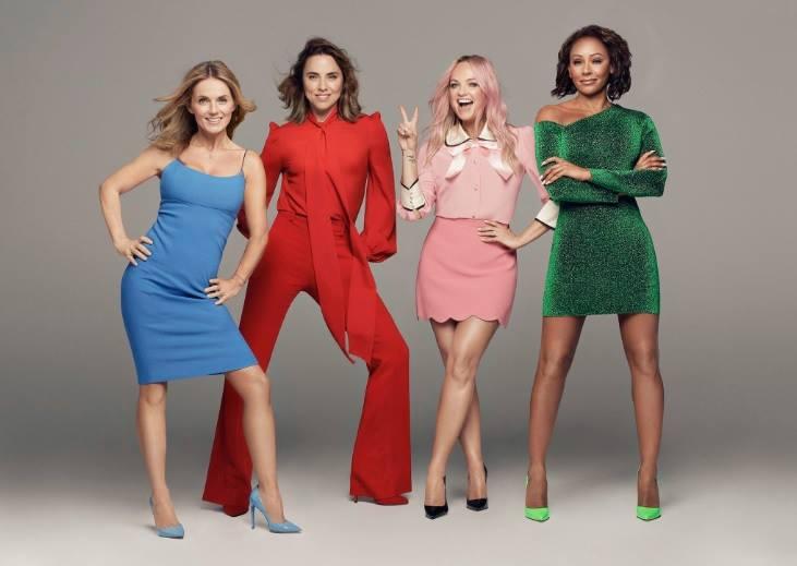 Spice Girls Comeback: Sie gehen wieder auf Tour
