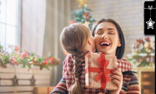 Die schönsten Weihnachtsgeschenke für die Mama