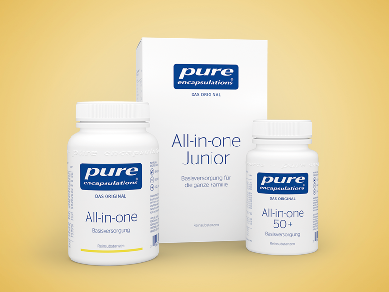 Pure Encapsulations®All-in-one Produkte