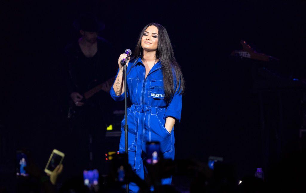 Demi Lovato bricht monatelanges Schweigen nach Entzug