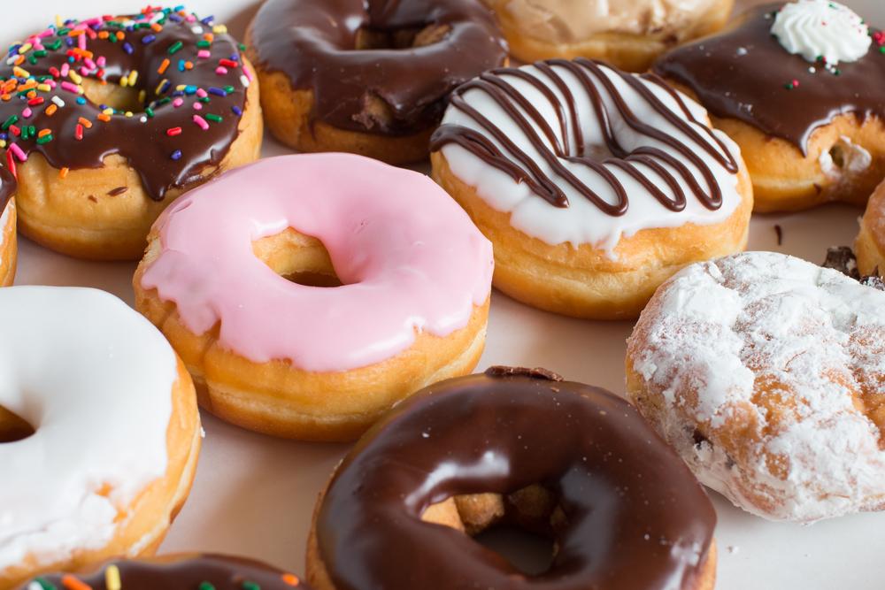Menschen kaufen jeden Morgen Donut-Laden leer, um kranker Frau zu helfen