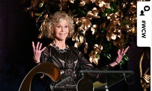 Warum Jane Fonda für uns der ultimative Girlboss ist