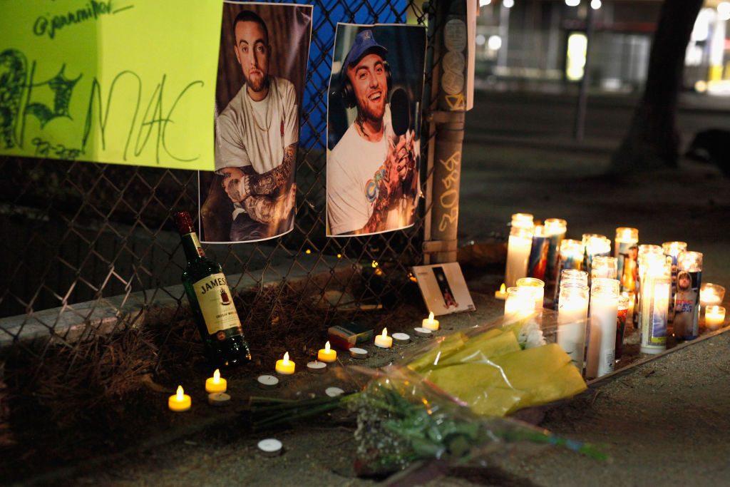 Ariana Grandes Ex Mac Miller starb an versehentlicher Drogen-Überdosis