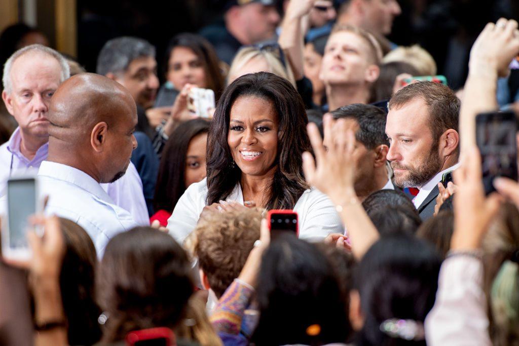 Michelle Obama spricht über ihre Fehlgeburt und künstliche Befruchtung