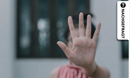 Was tun bei sexueller Gewalt im öffentlichen Raum?