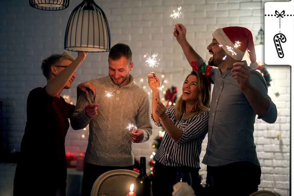"""""""Friendsmas"""": Millenials feiern Weihnachten lieber mit Freunden"""