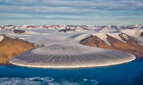 Grönland hat so viel Eis verloren wie noch nie