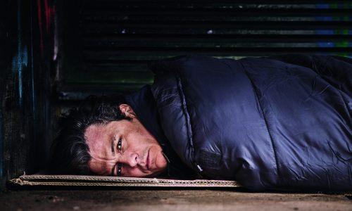 Was kostet eine warme Nacht? Unterstützt mit uns das Winterpaket der Gruft