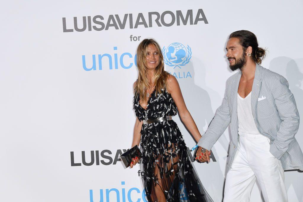 Heidi Klum und Tom Kaulitz kuscheln nicht allein im Bett