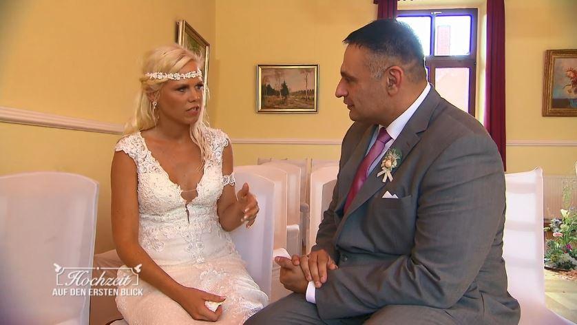 Hochzeit auf den ersten Blick: Deshalb wurde Sascha wieder verlassen