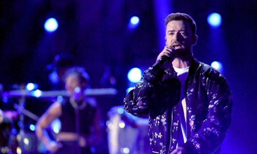 Justin Timberlake kehrt erst 2019 auf die Bühne zurück