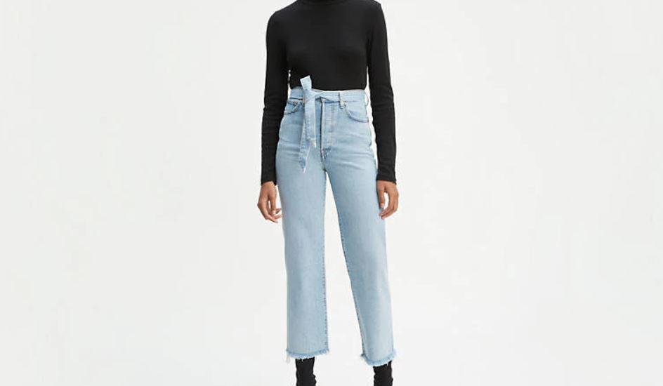 Die Ribcage Jeans ist der neuste Hosentrend