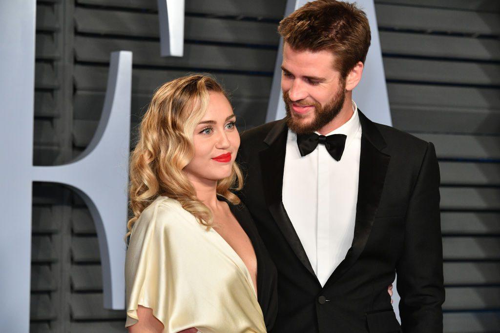 Miley Cyrus: Hochzeit mit Liam Hemsworth? Bilder sorgen für Gerüchte