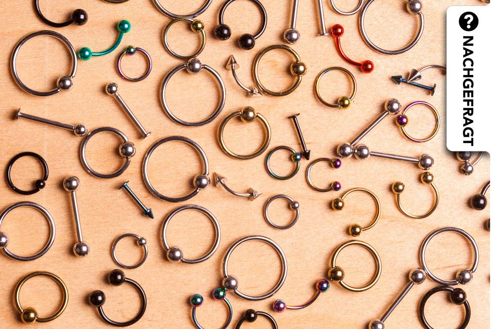 Diese Piercing-Mythen sind absoluter Blödsinn