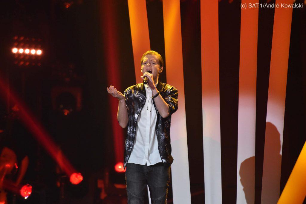 Voice of Germany Finale 2018: Wer ist Benjamin Dolic aus Team Yvonne?