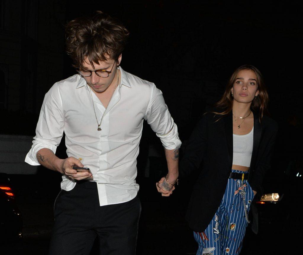 Brooklyn Beckham's neue Freundin: Wer ist Supermodel Hana Cross?