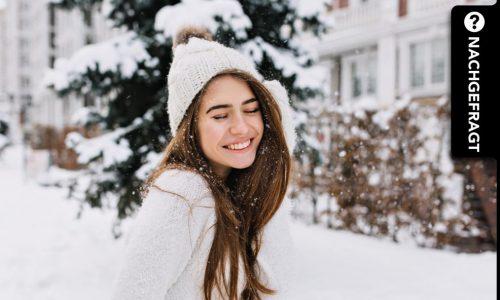 Wie pflege ich meine Haare im Winter richtig? 6 Tipps vom Profi