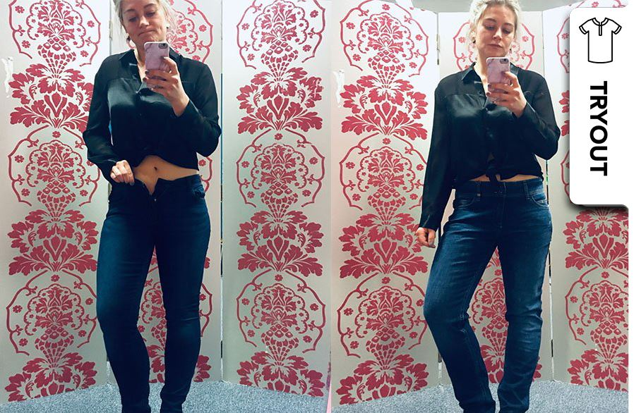 Warum auf Jeansgrößen kein Verlass ist