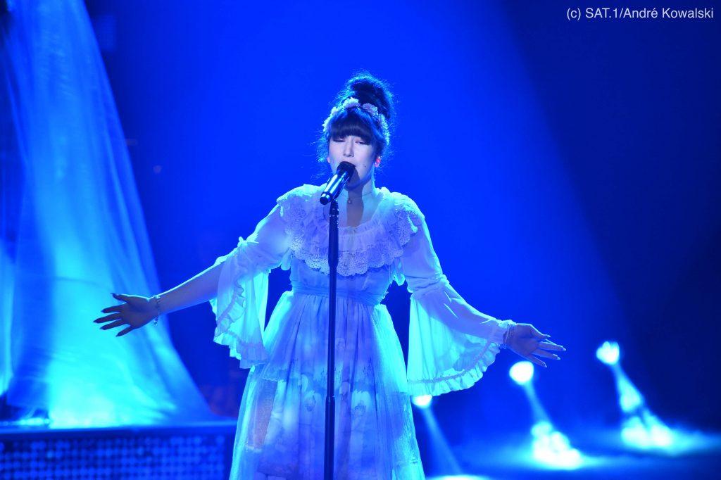 Voice of Germany Finale 2018: Wer ist Jessica Schaffler aus Team Mark?