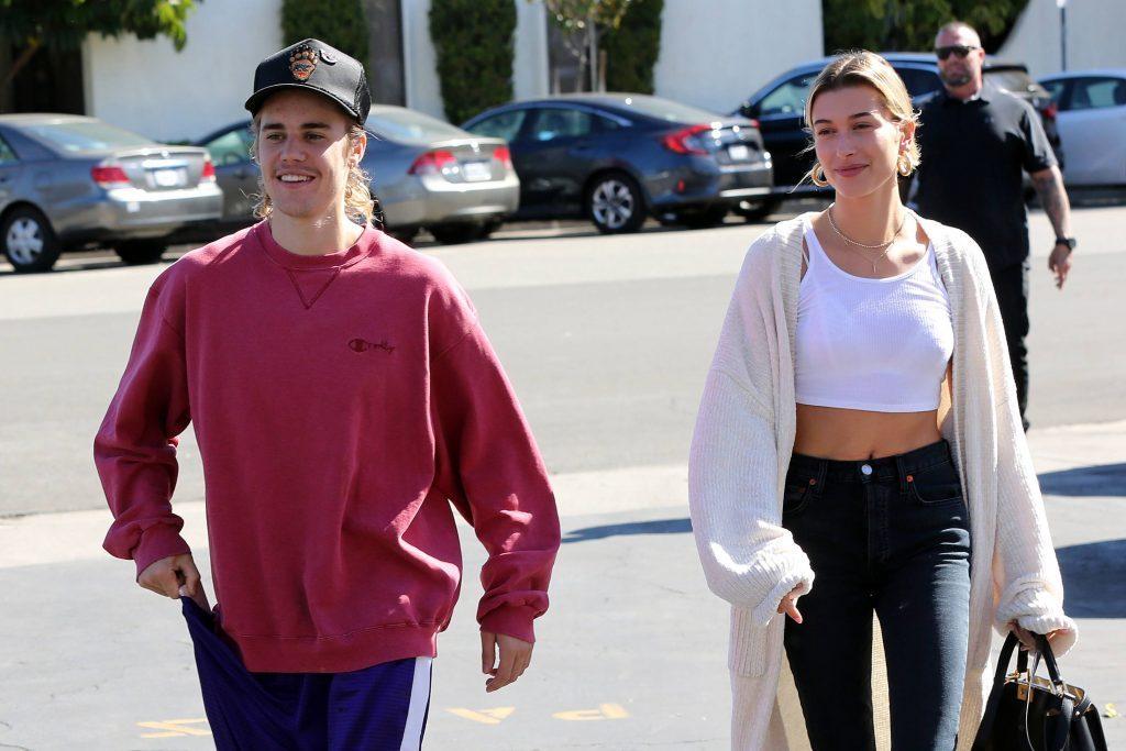 """Justin und Hailey Bieber präsentieren ihren """"Sohn"""" auf Instagram"""