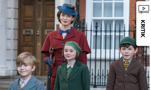 Mary Poppins' Rückkehr: Warum mir ein Löffelchen voll Zucker gefehlt hat