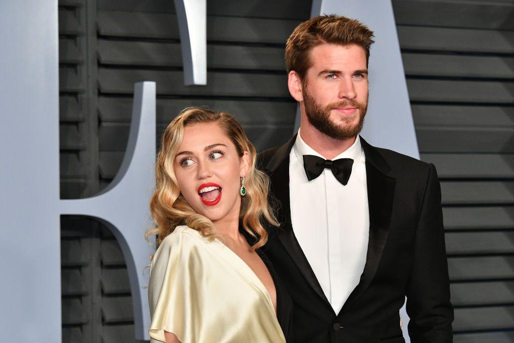 Miley Cyrus & Liam Hemsworth Hochzeit: So schön war ihr Hochzeitskleid von Vivienne Westwood