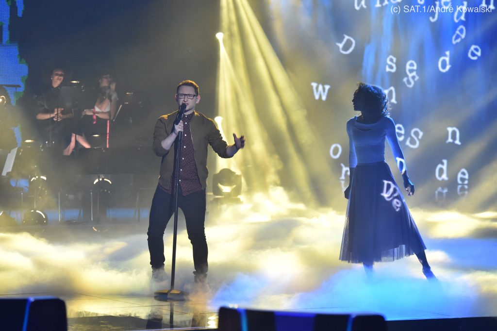 Voice of Germany Finale 2018: Wer ist Samuel Rösch aus Team Michael Patrick Kelly?