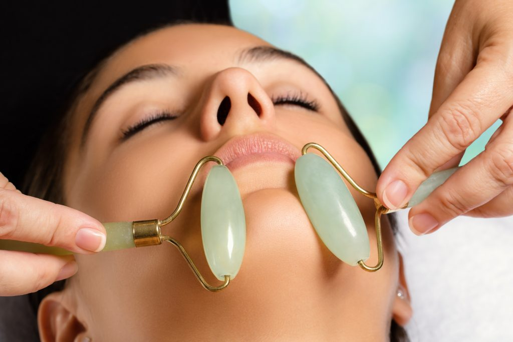 Ja! Ja! Jade Roller – Ein  gratis Beauty-Tool speziell für dich
