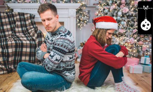 Streit zu Weihnachten vermeiden: 7 Regeln für ein stressfreies Fest als Paar